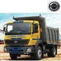 Bharatbenz 1623c 16.2 Ton Heavy Duty Tipper Truck