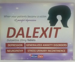 Duloxetine 20 Mg Tablets
