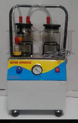 Suction Unit, Twin Bottle (22-25 Ltr/Min.)