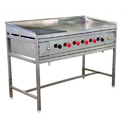 Stainless Steel Hot Plate With Puffer