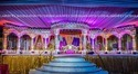 White Badi Haveli Wedding Mandap