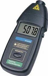 Lutron DT 2234C Tachometer Non Contact Laser Type