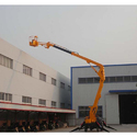 Diesel Crawler Articulated Boom Lift