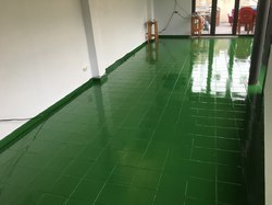 FRP Lining on Floor