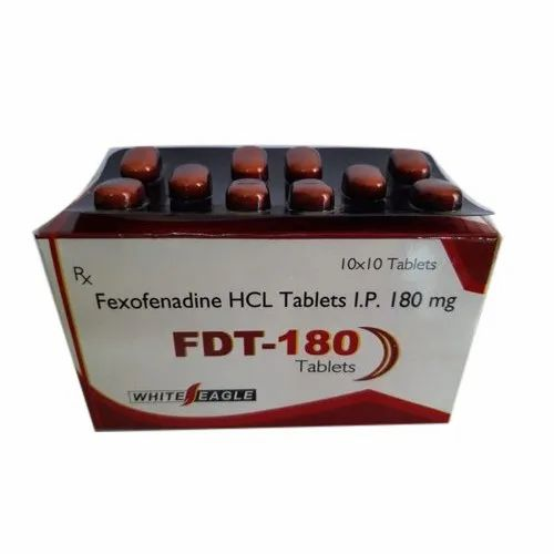 Fexofenadine Hcl Tablet I p