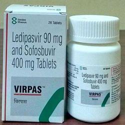 Ledipasvir Medicines