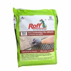 Roff New Construction Tile Adhesives