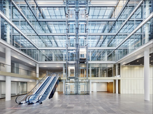 ThyssenKrupp Velino Escalators, Thyssenkrupp Elevator India
