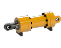 Single Acting Gravity return Hydraulic Cylinder