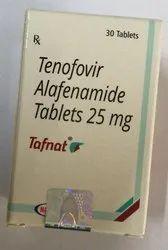 TAFNAT 25 mg ( Tenofovir Alafenamide)