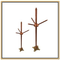 Copper Lightning Protection System