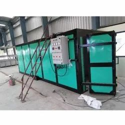 Powder Coating Oven, Plant, Automatic