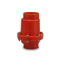 PP Bolt Couple Foot Valve
