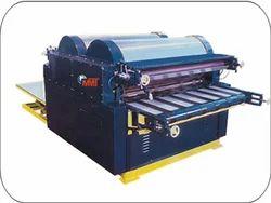 Corrugated Board Two Colour Flexo Printer