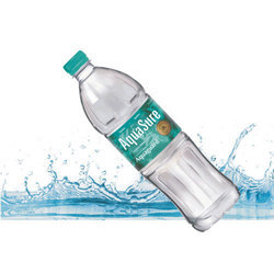 Aquasure Water Bottle, Packaging: 1 L