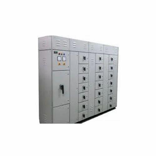 Single Phase Mimic Control Panel