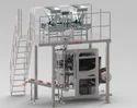 Vertex 550 Nitrogen Flushing Machine