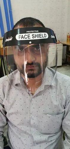 safety face shield heavy (Reusable)