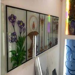 Transparent Designer Interior Glass, Thickness: 10 - 30 mm