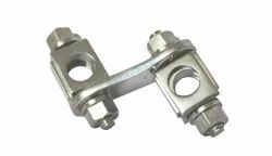 Curved Twin Adjustable Clamp