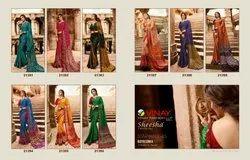 Vinay Fashion Sheesha Starwalk 45 Silk Fancy Sarees