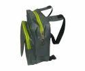 Men & Women Black Polyester Sling Bag