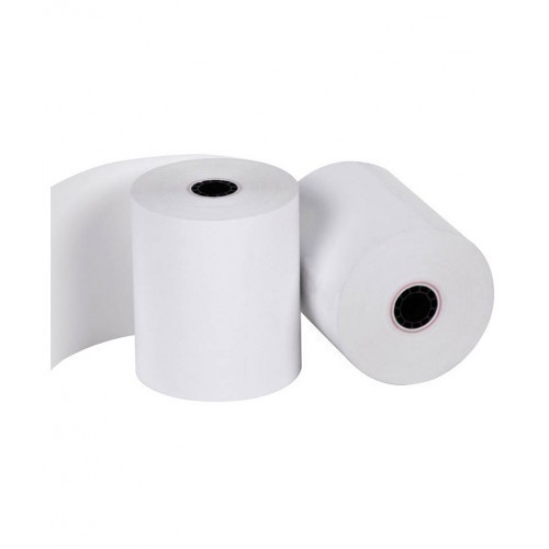 Thermal Paper Roll - Thermal Paper Rolls (50 Mtr) Wholesale Trader