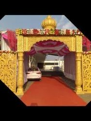 Marriage Party Decoration Service
