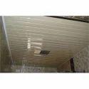 Plain Aluminium Linear Ceiling