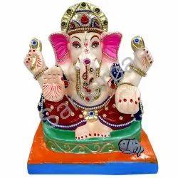 Clay Ganesha 10E