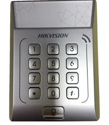 Hikvision Standalone Access Control Terminal, Model: DS-K1T802E