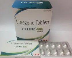 LXLINZ-600 Tablets(LINEZOLID 600MG)