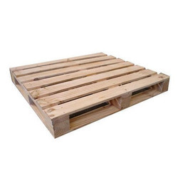 Heat Treated Pinewood Wood Pallets