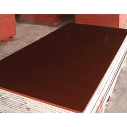 Red Film Faced Rectangular Shuttering Plywood, Thickness: 12 mm