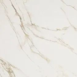 Polished Finish White Marble, Tile, Thickness: 10-15 mm
