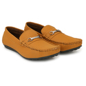 Tan Loafer Shoes For Male, Size: 6-9