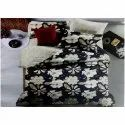 Flower Designer Double Bed Sheets