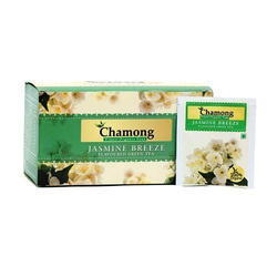 Organic Jasmine Breeze Green Tea Bags