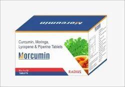 Curcumin, Moringa, Lycopene & Piperine Tablets