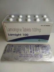 Lamotrigine 100mg Tablets (Lamight 100)