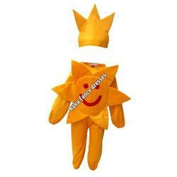 Kids Smiley Sun Costume