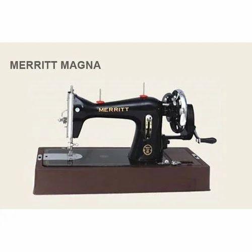 Black Automatic Merritt Magna Singer Home Sewing Machine ID Extraordinary Singer Sewing Machine 2200 Series