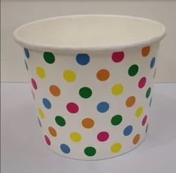 750ML Printed Paper Tub
