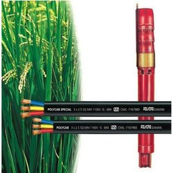 2XWY Polycab 3 Core Copper Armoured FRLS LT Cable