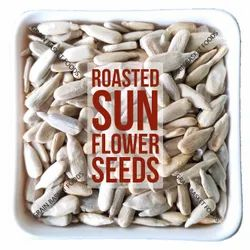 Dried Roasted Sunflower Seeds, For Ready To Eat, Pack Size: 30 Kg