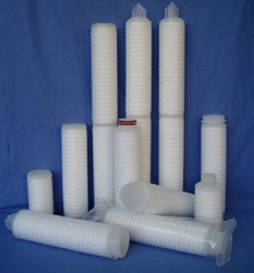 PP Pleated Cartridge Filters