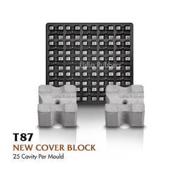 T87 Cover Block mould