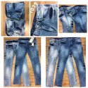 Party Wear Mens Faded Denim Jeans