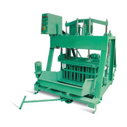 860 SK Hydraulic Hollow Block Machines