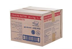 Grey And White Paper Food Packaging Box